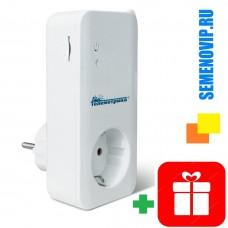 GSM Розетка Телеметрика T20 (ведомая) с датчиком температуры + подарок