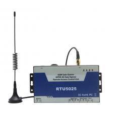 RTU5025 GSM/GPRS(WEB) Контроллер (реле) + сигн-ия. Выносная антенна.