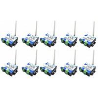 10 шт GSM модуль управления шлагбаумом и воротами RTU5024 Mini