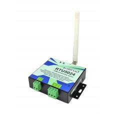 GSM модуль управления шлагбаумом и воротами RTU5024 v2020 Lite  (1000 номеров, USB интерфейс)