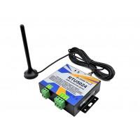 GSM модуль управления шлагбаумом и воротами RTU5024 v2020 Pro (1000 номеров, USB интерфейс, акк-р)