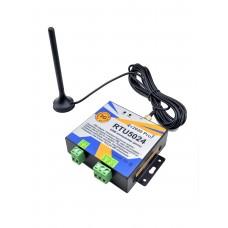 GSM модуль управления шлагбаумом и воротами RTU5024 v2020 3G Pro (1000 номеров, USB интерфейс, акк-р)