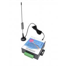 GSM/GPRS модуль управления шлагбаумом и воротами RTU5025-A1 v2020 (3000 номеров, USB, GPRS, акк-р)