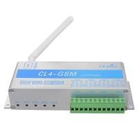 CL4 GSM контроллер на 4 канала
