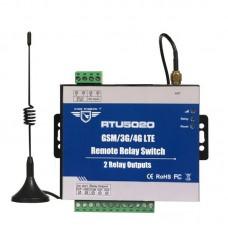 RTU5020 GSM/GPRS(WEB-CLOUD) контроллер 2 канала