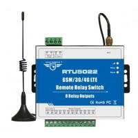 RTU5022 GSM/GPRS(WEB-CLOUD) контроллер 8 каналов