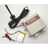 GSM модуль для ворот и шлагбаумов RTU5024 v2019 Rainproof IP65