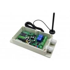 RTU5024 Mega-1 GSM/WiFi модуль для шлагбаума, ворот, дома v2020 Rainproof IP65 (2000 номеров, SMS/USB/WiFi интерфейс)