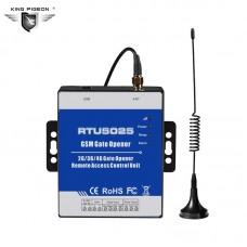 RTU5025 v2020 GSM/GPRS(WEB) Контроллер (реле) + сигн-ия. Выносная антенна.
