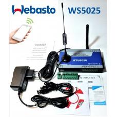 WS5025 GSM модуль для дистанционного запуска Webasto, Eberspacher