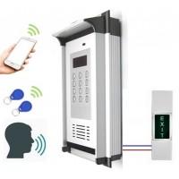GSM + RFID-брелки домофон интерком K6