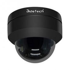 IP поворотная (PTZ) купольная камера видеонаблюдения JideTech P1-4X-3MP IP66 POE