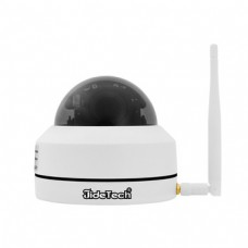 WIFI/Ethernet IP поворотная (PTZ) купольная камера видеонаблюдения JideTech P1-4X-5MPW IP66