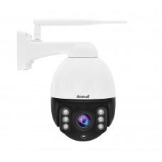 WIFI/Ethernet IP поворотная (PTZ) камера видеонаблюдения JideTech P10-4X-3MPW IP66