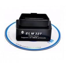 ELM327 OBD2 V1.5 Bluetooth Сканер ошибок, текущих параметров автомобиля (автосканер)