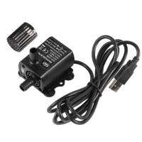 Насос помпа погружной QR50B 300л\ч USB подключение