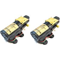 2 шт Насос помпа высокого давления SL-4500-5l/m-S-12V всасывающий