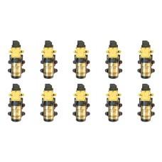 10шт Насос помпа высокого давления SL-4500-5l/m-S-12V всасывающий