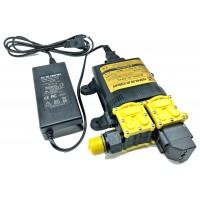 Насос помпа высокого давления SL-DP16-12l/m-R1-C-220V/12V всасывающий