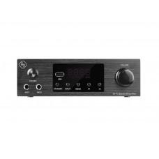 Интегральный усилитель HYPER SOUND AV-280HD (200W,BT,FM,MP3,FLAC,HDMI,OPT,Coax,AUX,MIC,ДУ)