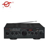 YT-338USB Hi-Fi Стерео усилитель с Караоке,Bluetooth,USB,SD, FM,5CH,100Вт