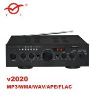 YT-338USB v2020 Hi-Fi Стерео усилитель с Караоке,Bluetooth,USB,MP3,FLAC,SD,FM,5CH,100Вт