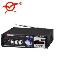 YT-G03 Hi-Fi Стерео усилитель с Караоке, Bluetooth, USB, SD, FM, пульт ДУ