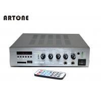 Усилитель трансляционный ARTONE PMS-1060D (120W,BT,MP3,MIC,AUX,ДУ)