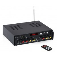 Kinter 007 Усилитель Hi-Fi с Bluetooth, MP3, SD, USB, FM, MIC, AUX пульт ДУ