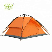 Палатка автомат 3-4 местная Shengyuan A06-2