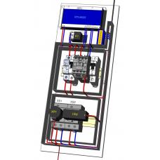 Проект «RTU5025 управление нагрузкой 3000Вт»